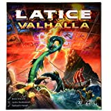 Latice Valhalla Strategy Card Game - The Popular New Game for Kids and Adults, Challenging Fun for Everyone