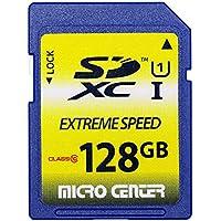 Micro Center 128GB SDXC Class10 Flash Memory Card