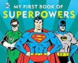 Best Simon & Schuster Books for Young Readers New Board Books - My First Book of Superpowers (DC Super Heroes) Review