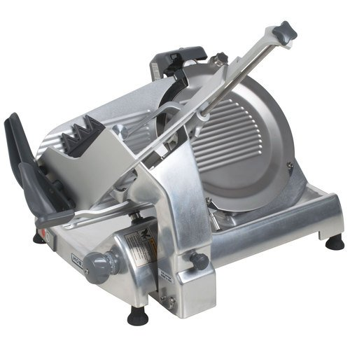 - Hobart HS6N-1 Manual Slicer with Non-Removable Clean-Cut Knife