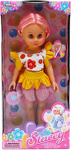 "DD 13.5"" Stacey Doll(pack Of 24)"