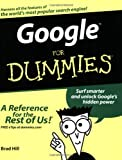 Google for Dummies®, Brad Hill, 0764544209