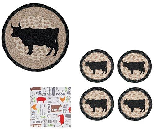Cow Trivet - 9