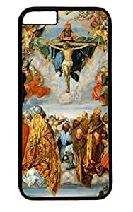 Catholicism PC Black Case for Masterpiece Limited Design iphone 6 by Cases & Mousepads