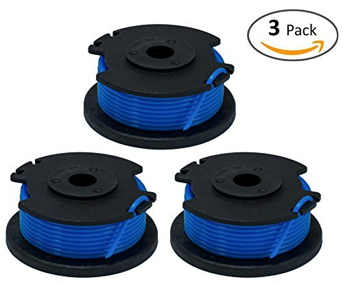 GardenNinja Replacement Trimmer Spool Compatible Toro 88524, Fits model 51484/51486 (Toro Replacement Spool)