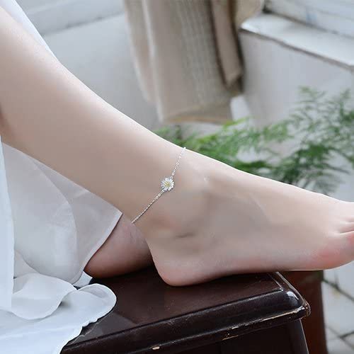 yingyue Bohemian Beach Ankle Multicolor Beads Women Anklet Jewelry