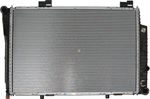 (Radiator - Pacific Best Inc For/Fit 2212 98-00 Mercedes-Benz 202 C280 AT V6 98-04 SLK230 AT/MT Plastic Tank Aluminum Core)