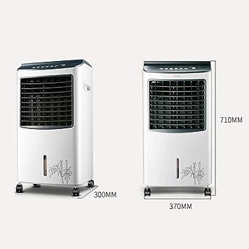 KAX Ventilador de aplicación multi-escena Calefactor súper fuerte ...