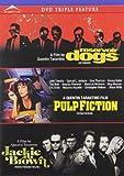 Tarantino Triple Feature: Reservoir Dogs / Pulp Fiction / Jackie Brown (Bilingual)