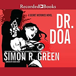 DR. DOA Audiobook