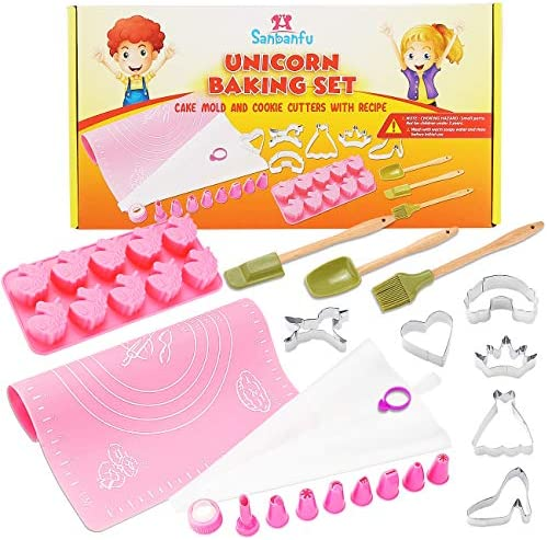 Frosting Decorating Silicone Measurements Delicious product image