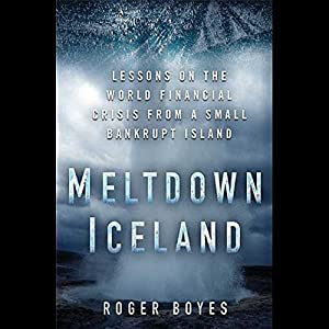Meltdown Iceland Audiobook