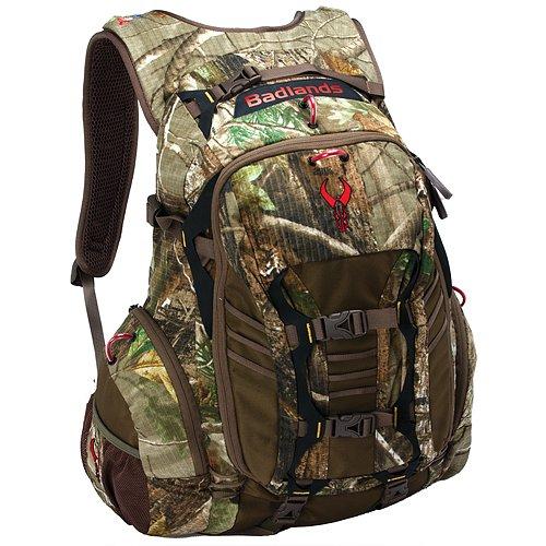 Badlands Stealth Hunting Backpack Realtree