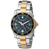 Victorinox Unisex 241612 Maverick Two-Tone Stainless Steel Watch