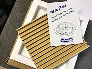 Delonghi 551930 XU18PS Pizza Stone