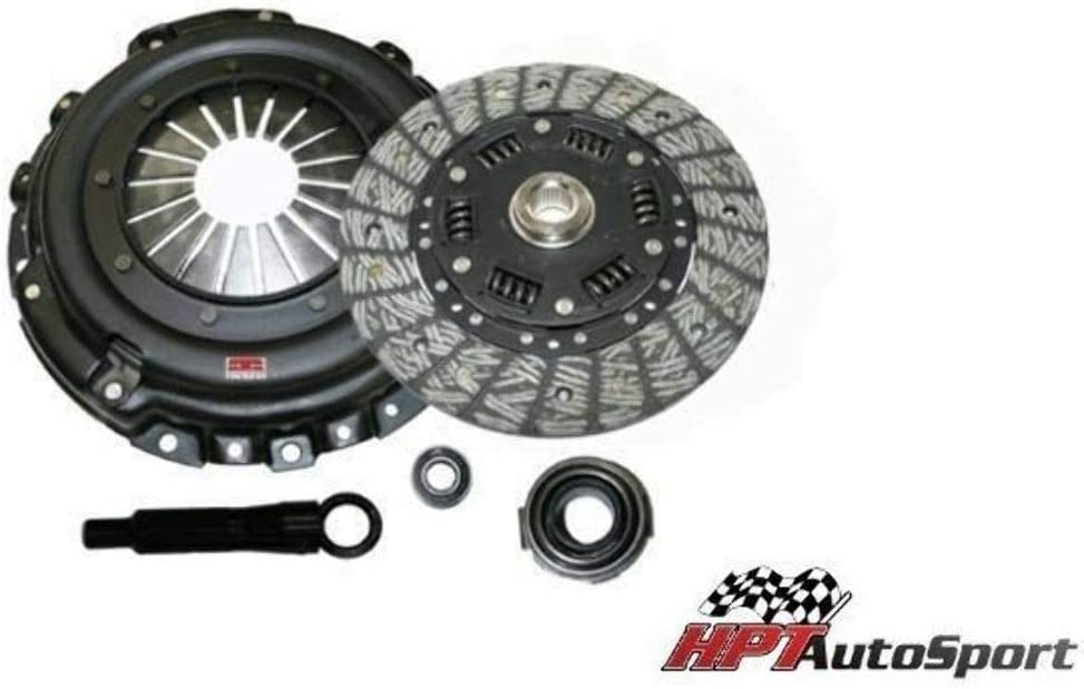 Competition Clutch 8037-1500 Clutch Kit 2002-2008 Acura RSX Stage 1.5 - Full Face Organic