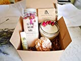 SHIP NEXT DAY Mom gifts, Spa Gift for Mom, New Mom Gift Basket, Relaxing Spa Gift For Her -You're an Awesome Mama Relaxation basket for her