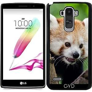 Funda para LG G4 Stylus - Oso Panda Rojo by WonderfulDreamPicture