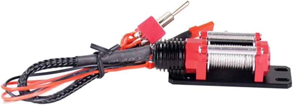 Sharplace Malacate Automático con Cable de Metal para D90 ...