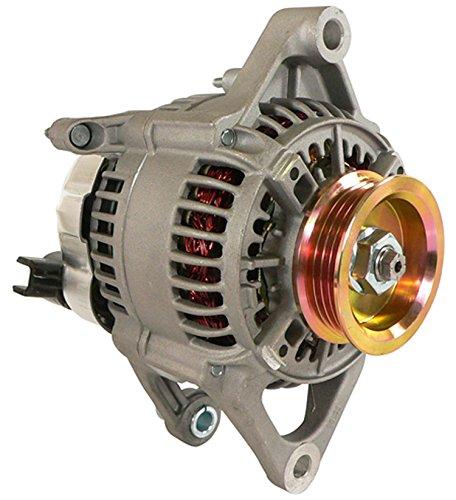 DB Electrical AND0048 New Alternator For 2.2L 2.2 2.5L 2.5 Chrysler Daytona 90 91 92 93 1990 1991 1992 1993, Dynasty, Lebaron, Dodge B Series Van 92 93 94 95 - 2.2l Alternator