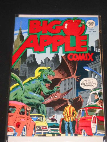 Big Apple Comix