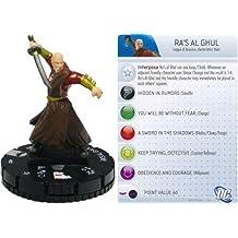 Dark Knight Rises: Heroclix Ra's Al Ghul #22