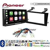 Volunteer Audio Pioneer AVH-W4400NEX Double Din Radio Install Kit with Wireless Apple CarPlay, Android Auto, Bluetooth Fits 2000-2004 Non Amplified Toyota Avalon