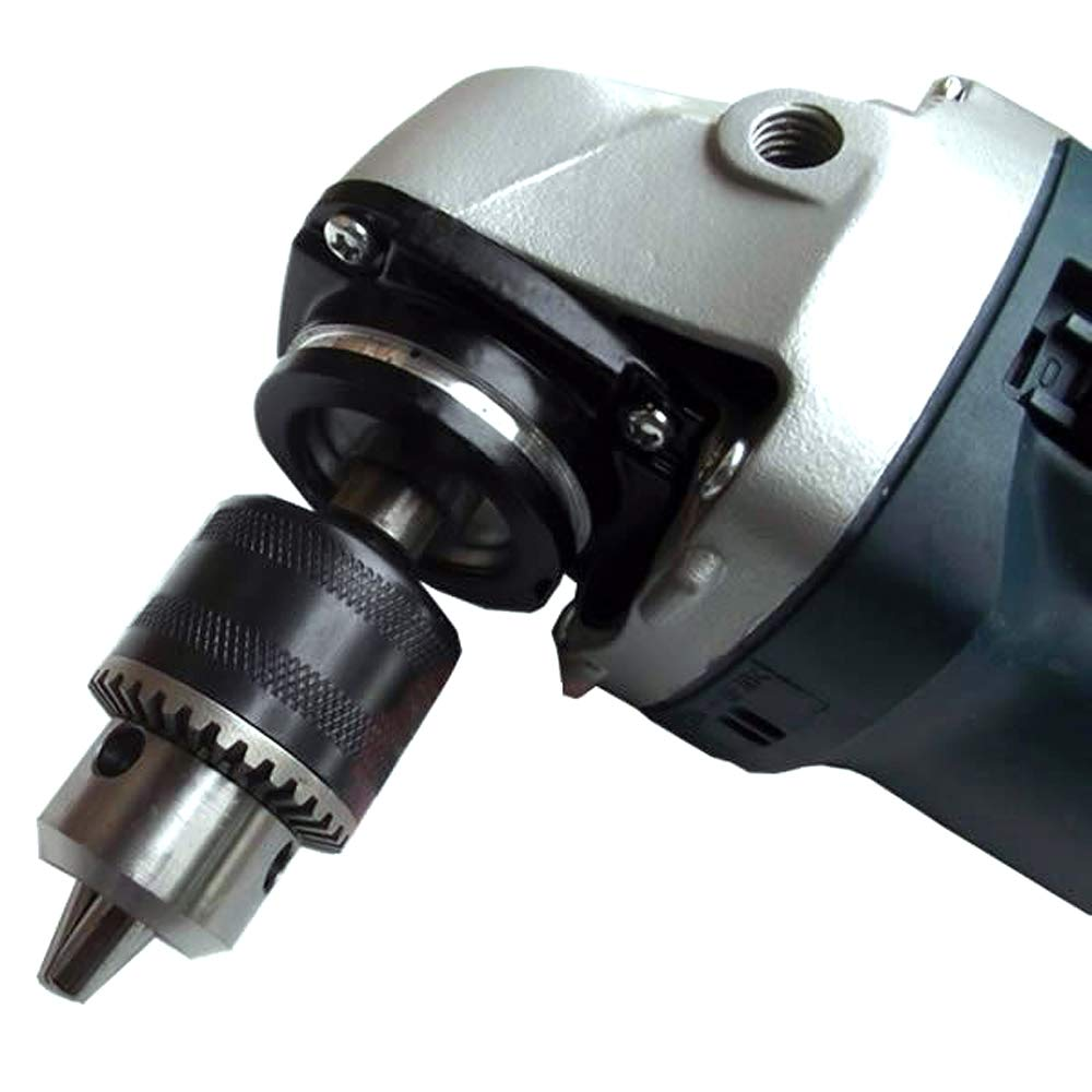 Festnight 1-10mm Metal Stable Keyed Drill Chuck Convertor 100 Angle Grinder Trapano Chuck M10 Thread