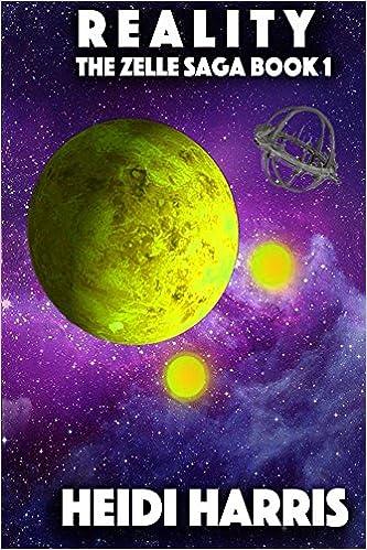 Ipod téléchargements gratuits livres audioReality (The Zelle Saga Book 1) PDF ePub by Heidi Harris