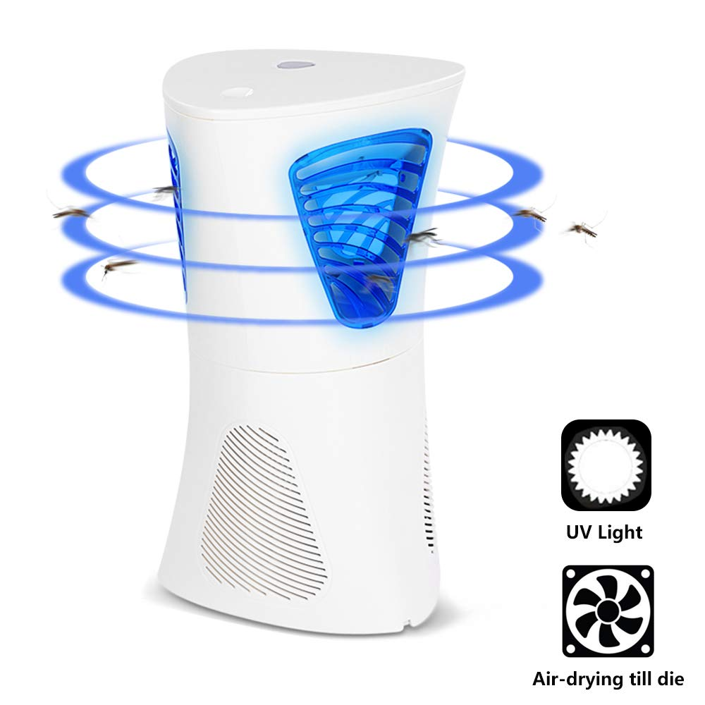 Nobug Household Electronic Mosquito Trap Photocatalyst Mosquito Flying Insects Killer with UV Light Quiet Modern for Office Hotel Advanced Photo-Catalyst Mosquito Trap by Nobug