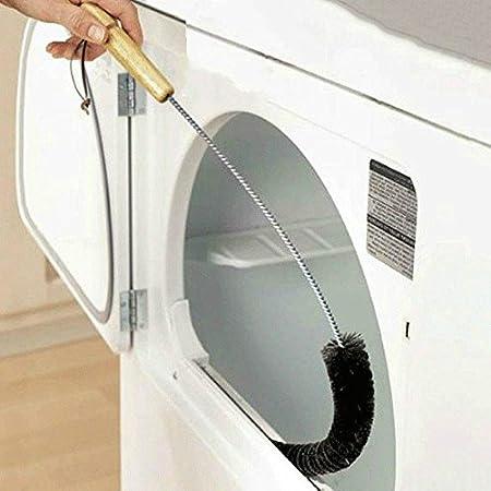 FOONEE - Cepillo de Limpieza para Lavadora - Limpiador de tuberías ...