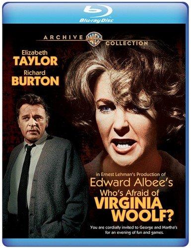 Who's Afraid of Virginia Woolf? [Blu-ray]