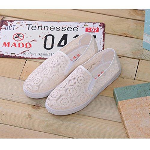 Zapato Punto Sell Desgaste Zapatos De Superior De Hembra Señoras De Respirables Top El Punto 35 Estupendas Mocasines En Plano AwvWqnSHH