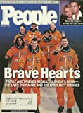 Columbia Astronauts Tragedy, Britney Spears and Colin Farrell, Phil Spector - February 17, 2003 People Weekly Magazine