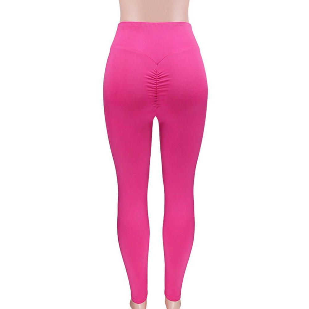 Descripción del producto. Leggings mujer cintura alta Pantalones yoga -  Juleya mella mujers Pantalones deportivos push up Pantalones de ... 88c16d516186
