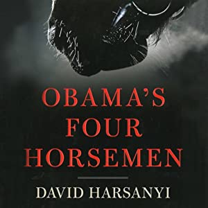 Obama's Four Horsemen Audiobook