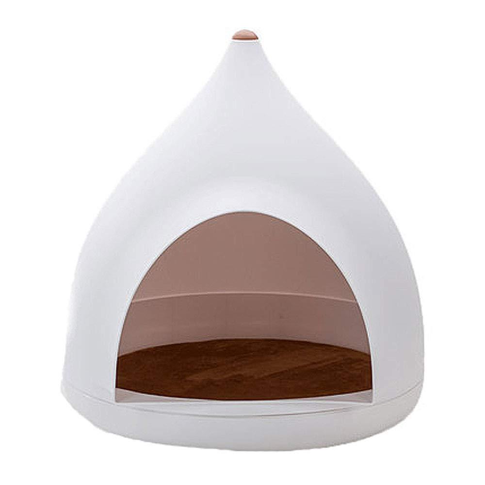 HJYCWW Simple Pet Nest, Cat Nest Summer Detachable Cat House Kennel Pet Nest Cat Supplies Cat Bed Cat Pad Cat Sleeping Bag Four Seasons Universal