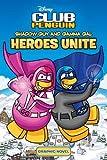 Shadow Guy and Gamma Gal: Heroes Unite