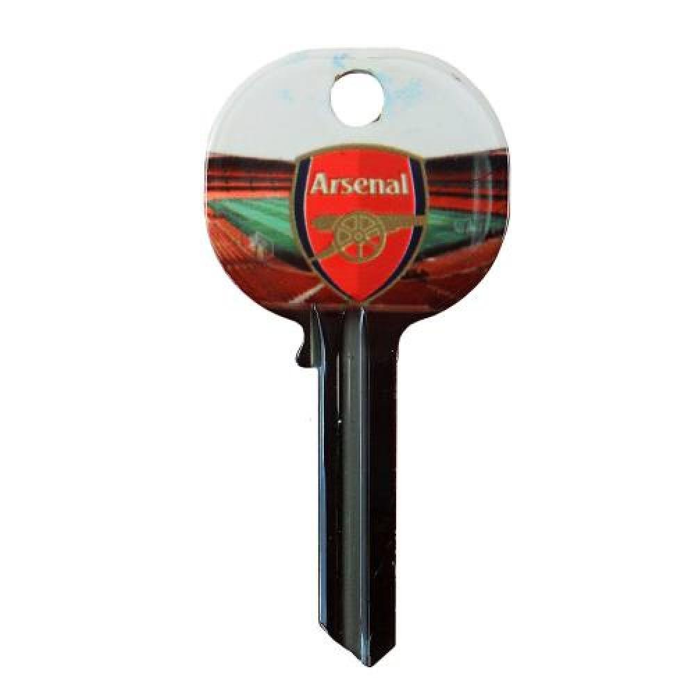 Birthday Gift Idea For Men And Boys A Great Christmas Arsenal FC Official Football Gift Door Key