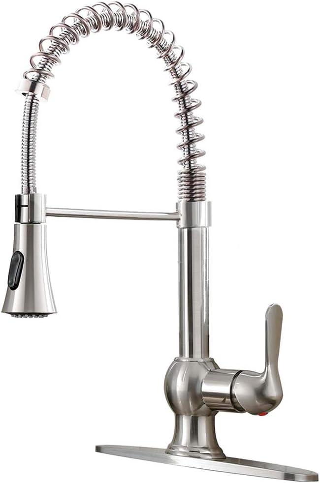 Best Pullout Kitchen Faucets