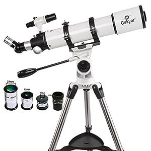 Gskyer AZ90600 Germany Technology Refractor Telescope