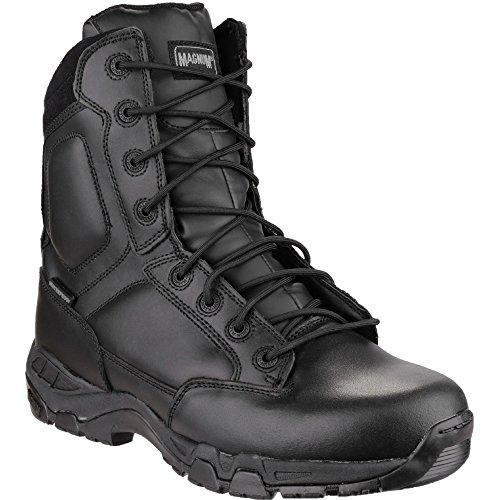 "Magnum Mens Magnum Viper Pro 8"" Leather Waterproof Patrol Boot Black negro"