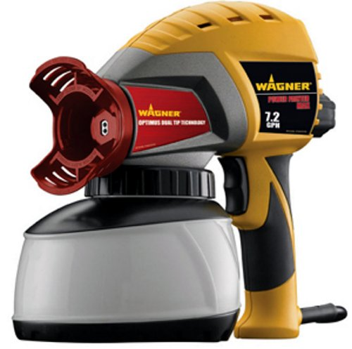 (Wagner 0525002 Power Painter Max with Optimus)