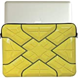 Extreme Sleeve for Laptop 11″ (Yellow)