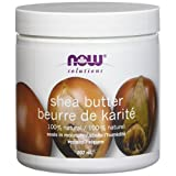 NOW Shea Butter 100 Percentage Natural, 207ml