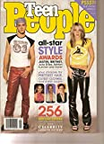Teen People September 2001 Jessica Simpson (Single Back Issue)