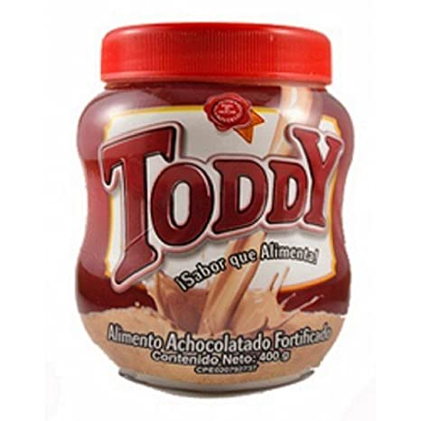 Amazon.com : Toddy Chocolate drink mix 2 Pack 400 g each : Everything Else