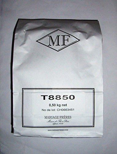 Mariage Frères - THÉ BLANC MARCO POLO (White tea) NEW! - LOOSE LEAF BAG - 17.63oz / 500gr by Unknown