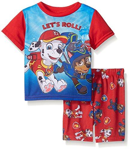 Nickelodeon Patrol Toddler Pajama Short product image