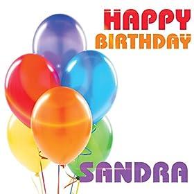 Amazon.com: Happy Birthday Sandra: The Birthday Crew: MP3